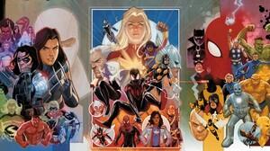 Angel Marvel Comics Ant Man Avengers Beast Marvel Comics Black Bolt Black Panther Marvel Comics Capt 2742x1408 Wallpaper
