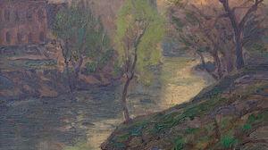 Artistic Landscape 3000x2363 Wallpaper
