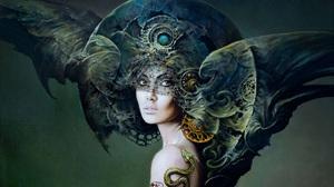 Fantasy Women 2556x1676 wallpaper