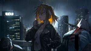 Anime Original 2400x1400 wallpaper
