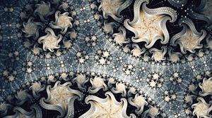 Abstract Fractal 2560x1440 Wallpaper