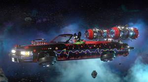 Car Dj Deadmau5 Space 3240x2160 Wallpaper