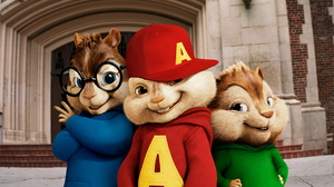 3d Alvin And The Chipmunks Animal Cap Chipmunk Glasses 1920x1536 Wallpaper