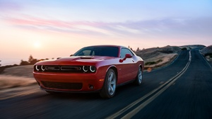 Car Dodge Dodge Challenger Muscle Car Red Car Vehicle 1920x1282 Wallpaper