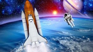 Vehicles Space Shuttle 1920x1706 Wallpaper