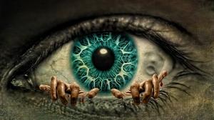 Blood Blue Dark Eye Hand 2048x1359 Wallpaper
