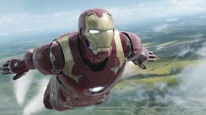 Iron Man 2158x1136 wallpaper