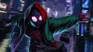 Spider Man Miles Morales Marvel Comics 3840x2160 Wallpaper