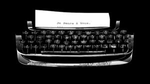 Typewriter 2560x1600 Wallpaper