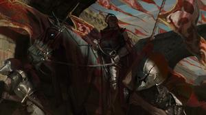 Horse Armor Banner 2133x1200 wallpaper