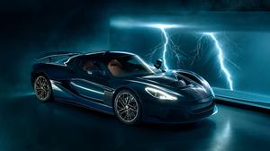Rimac Automobili Rimac Nevera Hypercar Electric Car 3840x2160 wallpaper