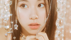 Twice Twice Chaeyoung K Pop Asian Son Chaeyoung Women Brunette 2857x4000 Wallpaper