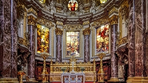 Religious Berlin Cathedral 1920x1200 wallpaper