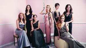 Anne Hathaway Marion Cotillard Sally Field Naomi Watts Helen Hunt Amy Adams Rachel Weisz 3000x1740 Wallpaper