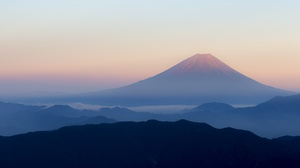 Japan Landscape Mount Fuji Mountain Volcano 4525x3017 Wallpaper