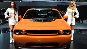 Vehicles Dodge Challenger 4510x2970 Wallpaper