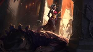 Video Game Legends Of Runeterra 2160x1080 Wallpaper