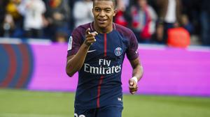 French Kylian Mbappe Soccer 4441x2961 wallpaper