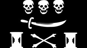 Pirates Flag Skull 2560x1796 Wallpaper