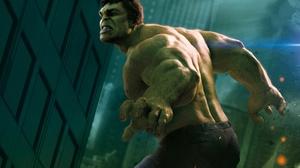 Hulk 2560x1600 Wallpaper