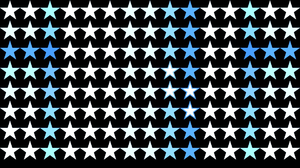 Blue Geometry Shapes Vector White 1920x1080 wallpaper
