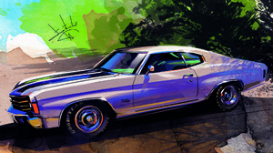 Vehicles Chevrolet Chevelle SS 1920x1294 Wallpaper