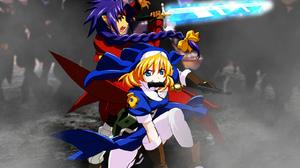 Anime Chrono Crusade 1600x1200 wallpaper