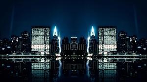 Manhattan New York 2560x1600 Wallpaper