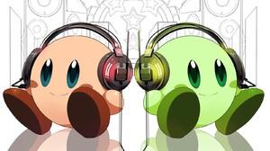 Video Game Kirby 1600x1200 wallpaper