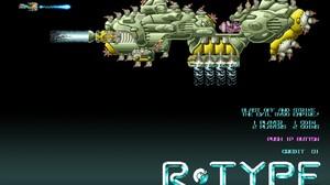 R Type Sci Fi Spaceship Space Game 1600x1200 wallpaper