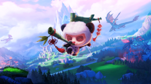 Teemo League Of Legends League Of Legends Video Game Art PC Gaming Platinum Conception Wallpapers Ph 1920x1080 Wallpaper