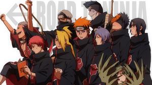 Kakuzu Naruto Sasori Naruto Deidara Naruto Hidan Naruto Pain Naruto Konan Naruto Kisame Hoshigaki Ob 1920x1200 Wallpaper