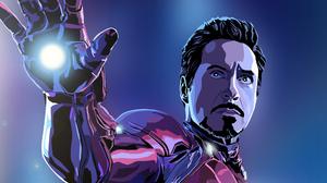Tony Stark Marvel Comics 2480x1395 Wallpaper