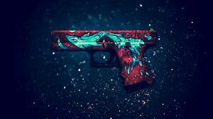 Counter Strike Global Offensive Glock 18 Counter Strike 1920x1200 Wallpaper