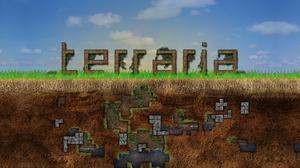Video Game Terraria 1920x1200 wallpaper