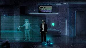 Digital Art Pixel Art Pixels Pixelated Futuristic Hologram Suits Cyberpunk Helmet 1920x1080 Wallpaper