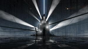 Girl Sci Fi 3840x2160 Wallpaper