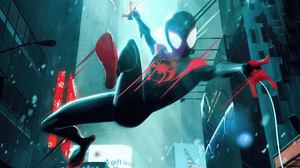 Marvel Comics Miles Morales Spider Man Spider Man Into The Spider Verse 3840x2160 Wallpaper