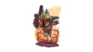 Boba Fett Star Wars 1920x1080 Wallpaper