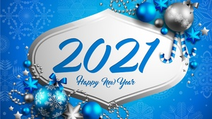Happy New Year New Year 2021 2400x1500 wallpaper