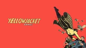 Yellowjacket Marvel Comics 1920x1080 wallpaper
