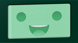 Adventure Time BMO Adventure Time Retro Smile 4096x2160 Wallpaper