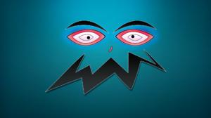 Face Monster 1920x1200 Wallpaper