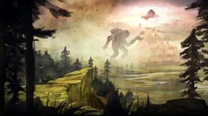 Aurora Child Of Light Ubisoft Ubisoft 1920x1080 Wallpaper