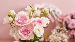 Bouquet Flower Rose 6640x4427 Wallpaper