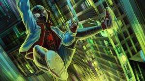 Miles Morales Spider Man 2683x1510 Wallpaper