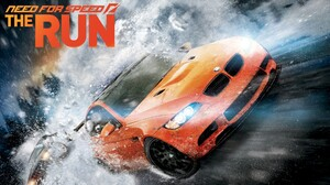 Need For Speed The Run Car Video Games Racing 1920x1080 Wallpaper