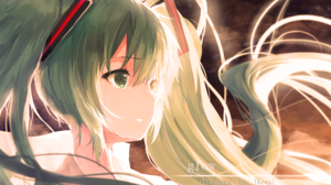 Hatsune Miku 5500x4000 Wallpaper