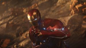 Robert Downey Jr Iron Man 2048x1080 Wallpaper