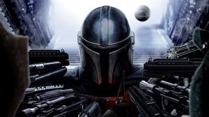 Star Wars The Mandalorian Character 3840x2160 Wallpaper